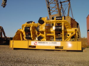"""52"""" Hard Rock Hole Opener using HDD Jet Nozzle Solutions"""